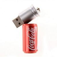 Флешка USB банка CocaCola 16Гб