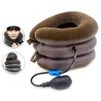 Шейная воздушная подушка-массажер