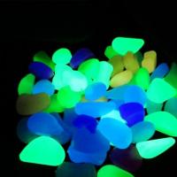 Камни светящиеся 20 штук