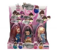 Куклы принцессы дисней в яйцах