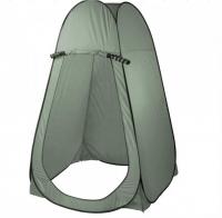 Душ-туалет палатка 150х150х185 без дна, с кармашком внутри для бумаги, окно для проветривания с москитной сеткой