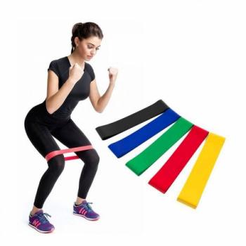 Резинки для фитнеса №3. Ленты сопротивления.Эспандер