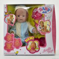 Пупс - кукла Baby Doll  (Беби Борн) № 8001-NO