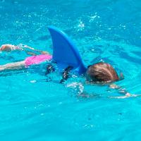 Акулий плавник для плавания FinFan