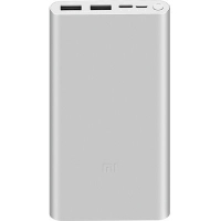 Xiaomi Mi Power Bank 3 10000 mAh, (PLM13ZM)