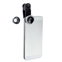 FORZA Набор объективов для телефона 3 в 1 на прищепке