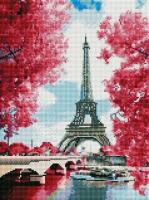 Алмазная мозайка 30х40 картина