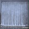 Электрическая гирлянда штора, светодиодная, 3м*3м цветная