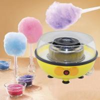 Электрический аппарат для приготовления сахарной ваты cо светящейся LED палочкой Minijoy KEYA