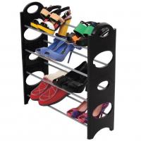 Стойка для обуви Stackable Shoe Rack (4 полки)