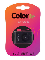 MP3-плеер Perfeo Color Lite