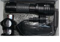 Фонарь тактический подствольный Q-7019