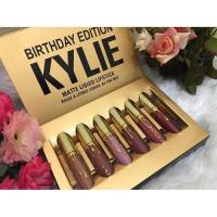 Матовая помада Kylie набор 6в1