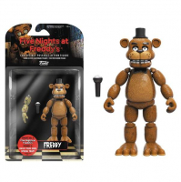 Five nights at freddy's игрушки