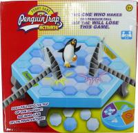 Игра Penguin trap (Не урони пингвина)