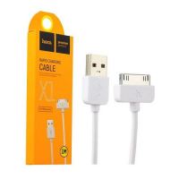Кабель Hoco X1 Rapid  charging cable for iPhone 30 Pin 1M