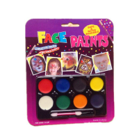 Набор грима 8 цветов Face Paints