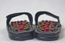 Рефлекторные массажные шлепанцы Massage Slipper Инь-Ян размер 40/41