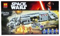 Конструктор SPACE WARS  670 дет. 10577