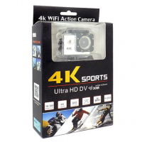 Камера 4K SPORTS ULTRA HD