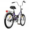 "Велосипед 20"" Десна-2200, Z011, цвет серый, размер 13,5"" 4816453"