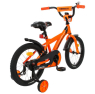 """Велосипед 16"""" Graffiti Spector, цвет неоновый оранжевый   5267474"""
