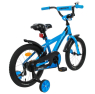 """Велосипед 16"""" Graffiti Spector, цвет неоновый синий   5267475"""