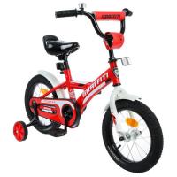 """Велосипед 16"""" Graffiti Storman, цвет красный/белый 4510704"""