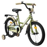 """Велосипед 18"""" Graffiti Classic, цвет хаки 4510729"""
