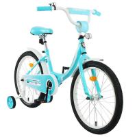 "Велосипед 20"" Graffiti Fashion Girl, цвет бирюзовый 4510776"