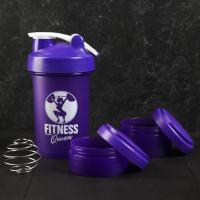 """Шейкер """"Fitness"""", 450 мл   5115141"""