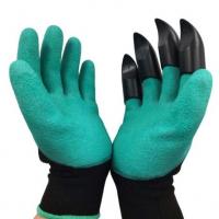 """Перчатки садовые с когтями Garden Gloves """"Крот"""""""