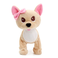 Интерактивная собака «Любимый дружок», ходит, лает, поёт песенку, виляет хвостиком, МИКС