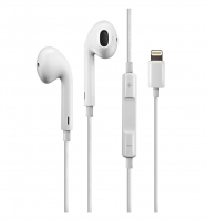 Наушники EarPods Lightning+Bluetooth Premium