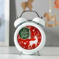 Будильник «С Новым Годом!», d8 см мод.am-07, 2603428