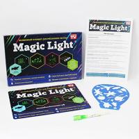 Рисуй светом на волшебном планшете Magic Light Full А3 Премиум Пластик толщиной 5 мм. + Подарок чехол