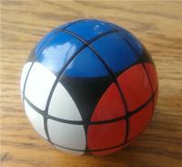 Кубик геометрический