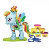 Пластилин Play-Toy Пони