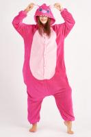 кигуруми стич Розовый (S)