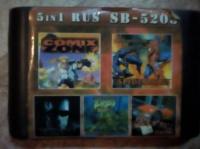 касеты sega 520