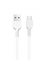 Кабель USB - Type-C HOCO X13 1m силиконовый
