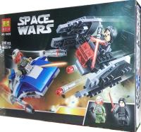 Конструктор SPACE WARS 200 дет. 10896