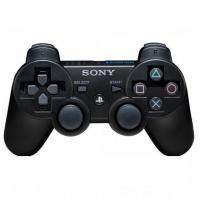 PS 3   Controller Wireless Dual Shock Black (джойстик)