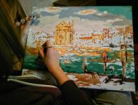 Картина по номерам 40х50 Paintboy