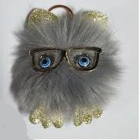 Брелок Совушка в очках