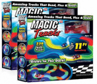 Magic Tracks 220 дет. Светящаяся дорога + авто
