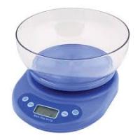 Весы кухонные электронные до 5 кг, с чашей, КЕ-1.