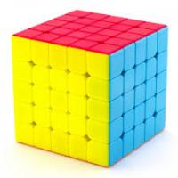 Кубик Головоломка 5х5х5 цветной