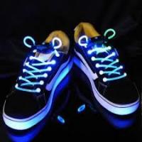 Светящиес Шнурки с LED подсветкой