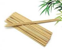 Шпажки-шампуры 100шт, бамбук 15 см
